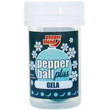 BOLINHA PEPPER BALL GELA - 2 UNIDADES